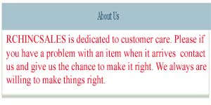 customer-service policy