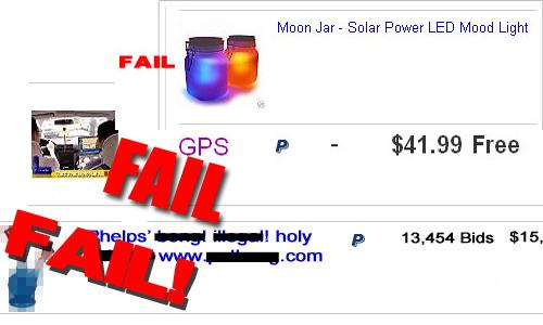 ebay title fail