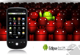 Eclipse – Dual SIM Android 2.2 Smartphone (Black)