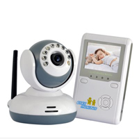 Wireless Baby Monitor -VOX, IR Night Vision