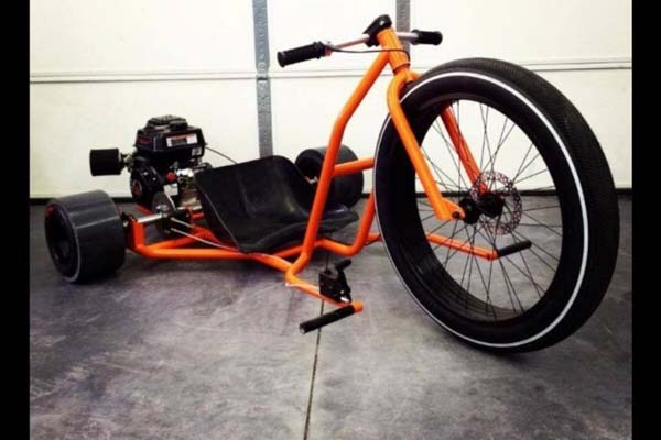 The Big Wheel Drift trike