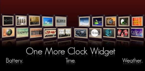 One-More-Clock-Widget