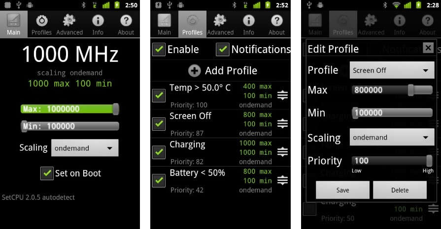 How To Guide: Overclocking And Underclocking Your Android Phone