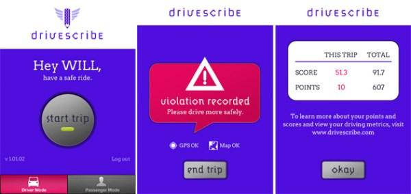 Drive Scribe