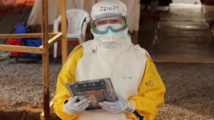 Ebola-proof tablet