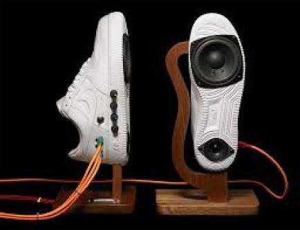 Sneakers Speakers