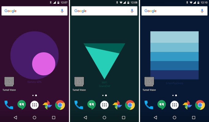 Google Meter App