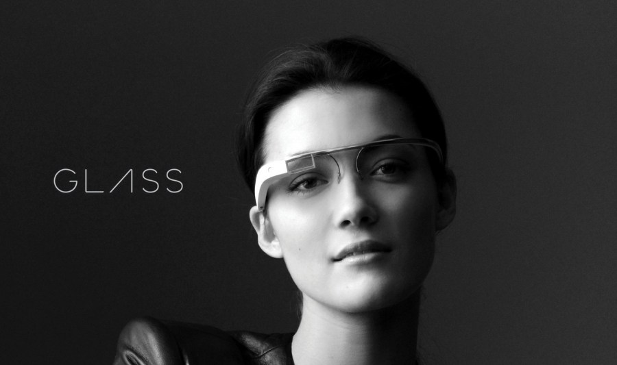 google glass hot girl