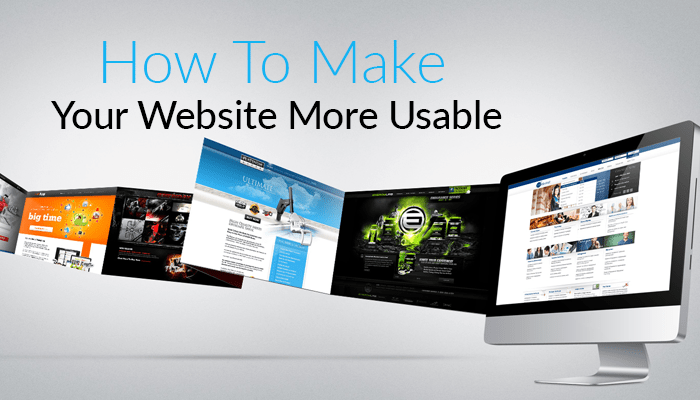 How To Make Your Website More Usable