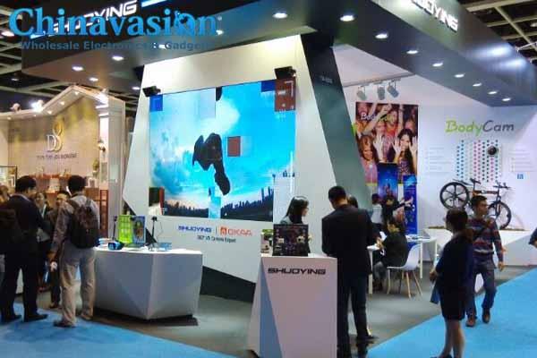 HKTDC electronic fair 2016