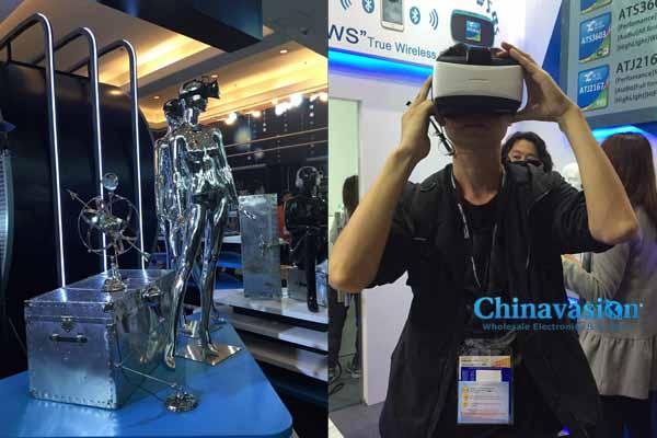 HKTDC Electronic fair 2016 spring