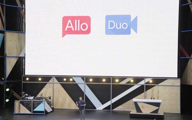Allo and Duo