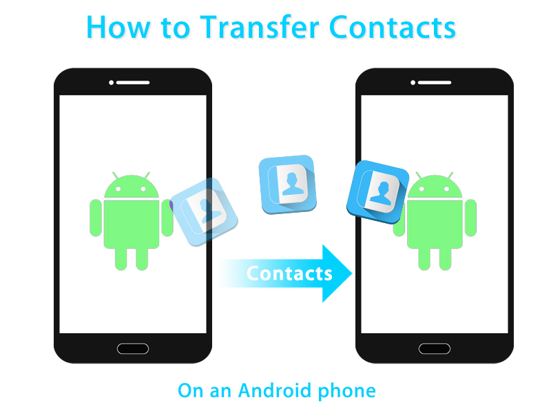 How to move your contacts to a new Android Phone