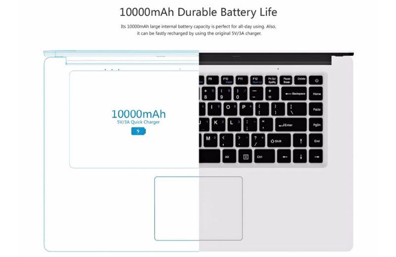 Chuwi LapBook Battery