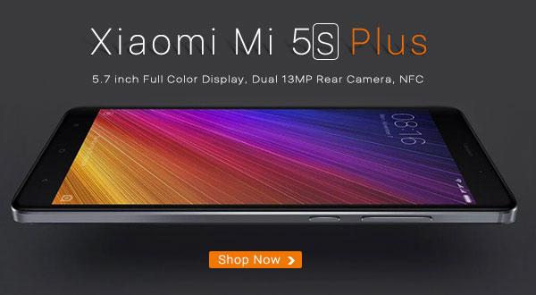 2017 Best Buy: Xiaomi Mi 5S Plus - Flash Sale Now!