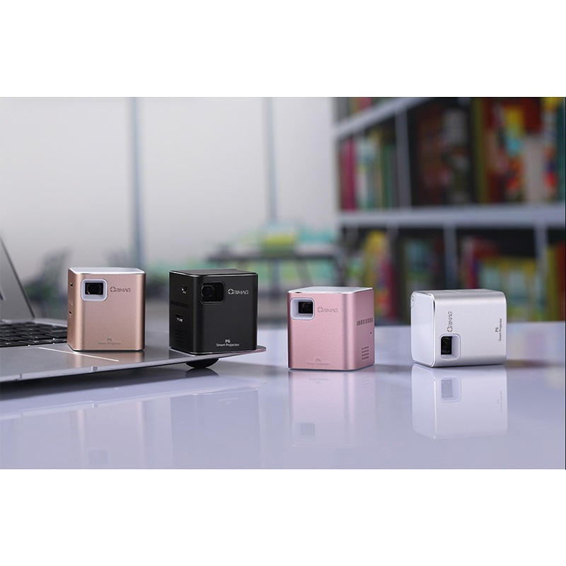 orimag p6 mini projector turns any room into a cinema orimag p6 mini projector turns any room