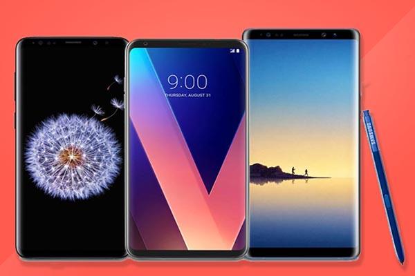 smart phones in spain