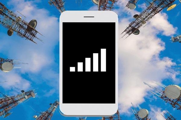 5G network in spain