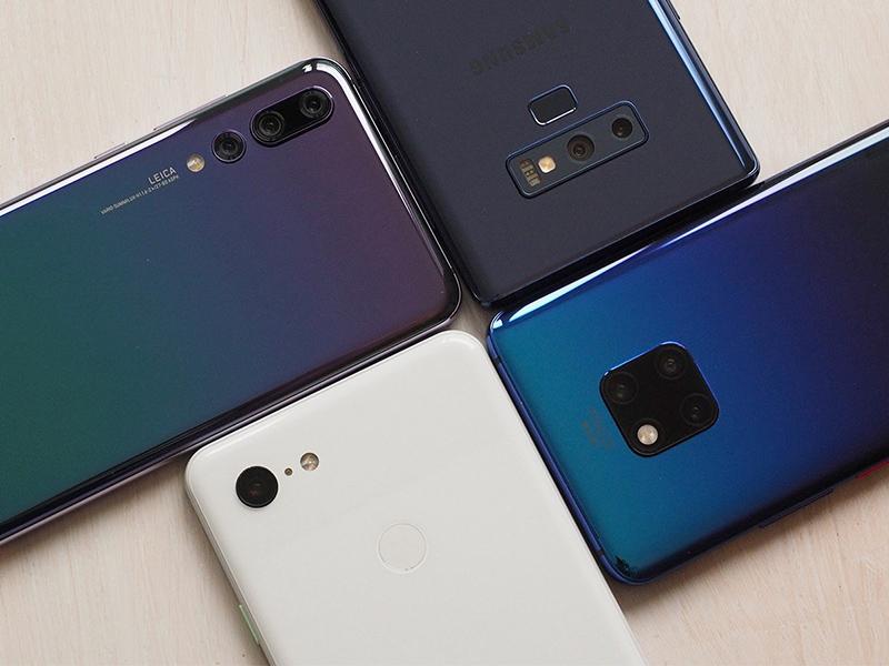 wholesaling of Huawei smartphones