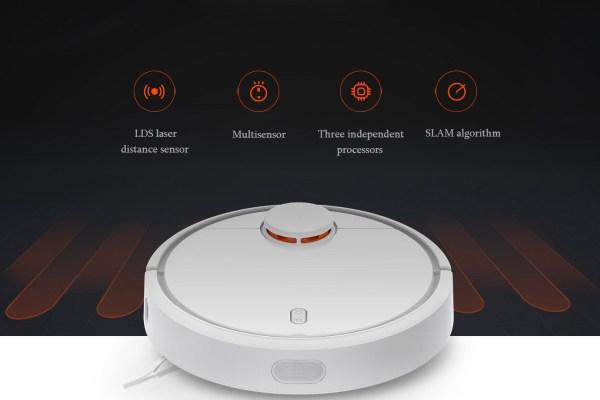 useful gadget - robot vacuum
