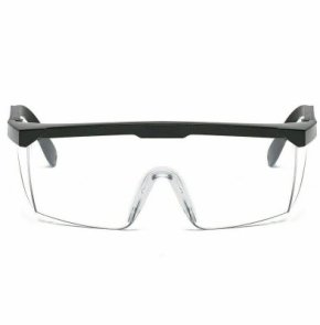 Anti Virus Safety Goggles Adjustable Leg Protective Eye Glasses Work Lab Anti Fog Clear Lens Anti-droplets Goggles