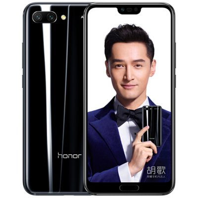 Huawei Honor 10 6+64GB Big Screen Black