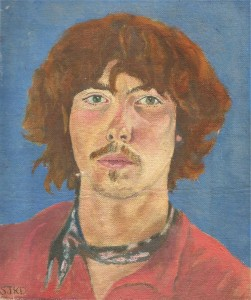 70's-self-portrait-