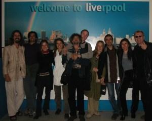 Liverpool terminal