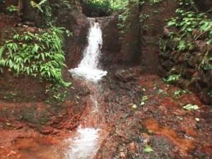 Anjuna spring falls