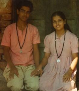 Provin and Nivedita