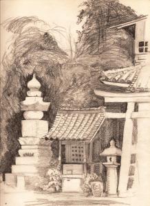 shrine of Jurojin