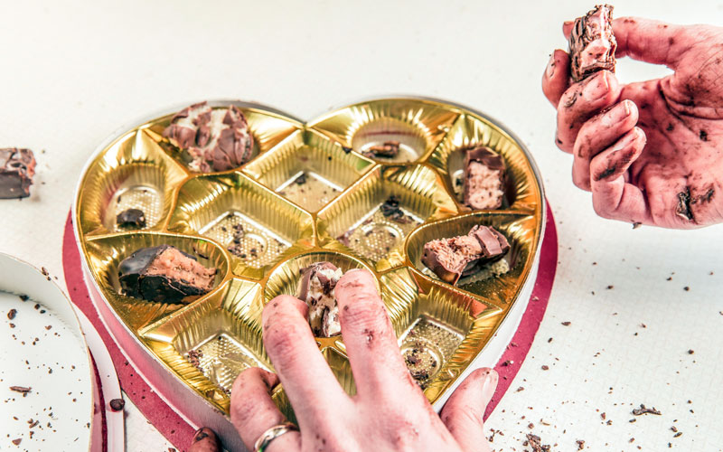 Chocolate Now Won't Melt in Your Hands. Because Science (It doesn't taste like wax, either.)