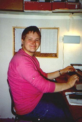 JCH in 1988