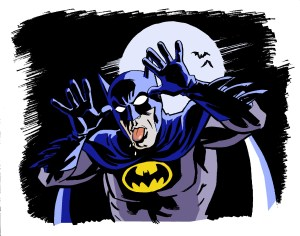 Batman Raspberry