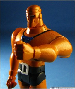 Robotman - DRAMATIC!