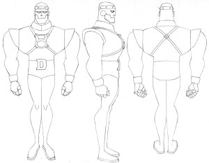 JLU Turns - Robotman