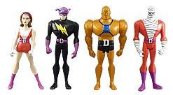 Doom Patrol action figures