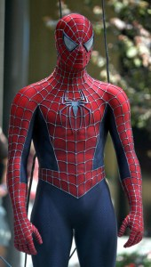 $10,000 Spider-man Costume