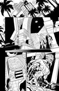 YJ #11 page 16 inks
