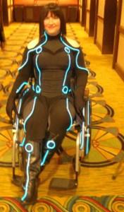 Wheelchair Tron
