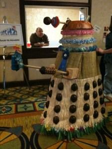 Tiki Dalek