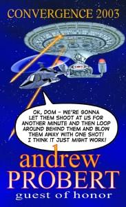 2003 GoH - Andrew Probert