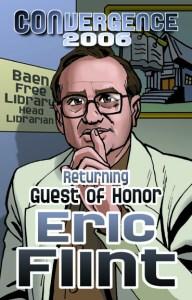 #CVG2006 - Eric Flint
