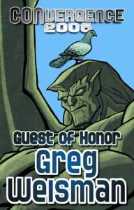 #CVG2006 - Greg Weisman