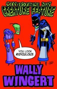 #CVG2007 - Wally Wingert