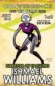 #CVG2008 - Director Badge