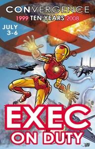 #CVG2008 - Exec Badge