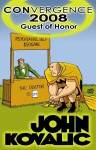 #CVG2008 - John Kovalic