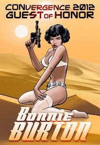 #CVG2012 - Bonnie Burton