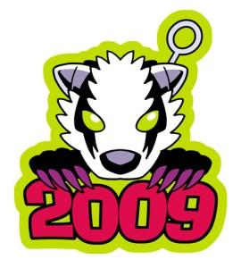 #CVG2009 - Badger Patch